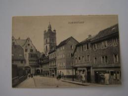 DARMSTADT (ALLEMAGNE) LES COMMERCES. LES MAGASINS. - Darmstadt