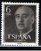 6ESPAGNE 880 // YVERT 868 // 1955-58 - 1931-Oggi: 2. Rep. - ... Juan Carlos I
