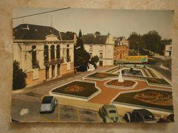 79 Parthenay, Square Bigot. Publicité VéloSolex Sur Bâche Semi-remorque (GF1626) - Parthenay