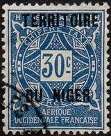 Niger N° Taxe  5 - Ornement - Niger (1921-1944)