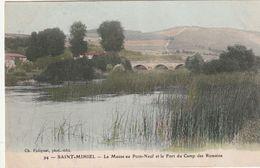 55 Saint Mihiel.  La Meuse Au Pont Neuf - Saint Mihiel