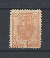 ROUMANIE.  YT  N° 111  Neuf *   1893 - Nuovi