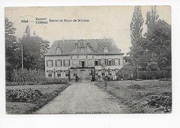Niel -  Kasteel  Château  Baron De Roye De Wichen 1920 - Niel