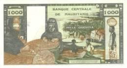 MAURITANIA P.  3a 1000 O 1973 UNC - Mauritania