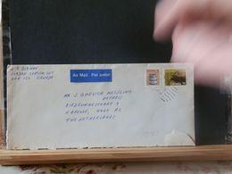 88423  LETTRE CANADA  VENTE RAPIDE 1 EURO - Lettres & Documents