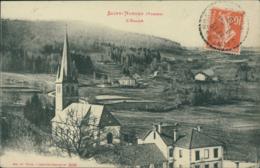 88  SAINT NABORD / L'eglise / - Saint Nabord