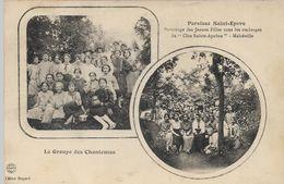 Nancy Paroisse Saint Epvre Patronage Des Jeunes Filles Et Groupe Des Chanteuses - Nancy