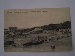 CUBA. ALAMEDA DE LA ADUANA. CUSTOM HOUSE ALAMEDA. - Cuba