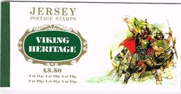 JERSEY Viking Heritage Booklet 1987 - History