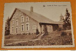 LOUETTE SAINT PIERRE  -  Eglise Et Presbytère - Gedinne