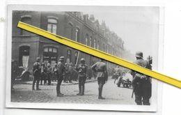 59 LAMBERSART CANTELEU  SOLDATS ALLEMANDS INVASION  1940 - Lambersart