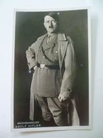 CPA / Carte Postale Ancienne / Adolf Hitler Reichskanzler - Characters