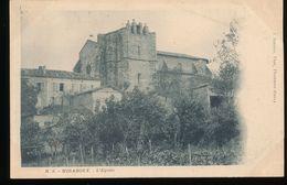 32 -- Miradoux -- L'Eglise - France