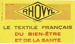 Buvard Rhovyl Le Textile Français - Vestiario & Tessile