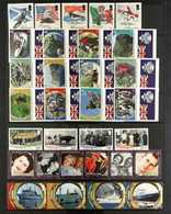 2010-2012 SUPERB NEVER HINGED MINT  A Magnificent Complete Run From The Start Of 2010 Through To 2012 Diamond Jubilee Se - Tristan Da Cunha