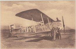 Avion  Latecoere  F-AFAQ - 1919-1938: Between Wars