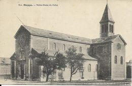 DIEPPE  NOTRE DAME DU POLLET (ECRITE) - Dieppe