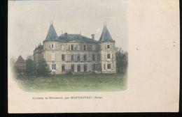 32 -- Chateau De Miramont Par Montestruc - Fleurance