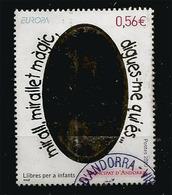 ANDORRA. Le Miroir Magique, Europa 2010, Oblitéré 1 ère Qualité - Europa-CEPT