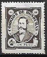 HONDURAS    -     1896.     Y&T N° 83  Neuf (*) - Honduras