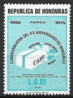HONDURAS    -     Aéro .   1975    . Association CARE.   Neuf ** - Honduras