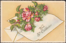 CPA Vive Sainte Catherine, Non Circulé - Sainte-Catherine