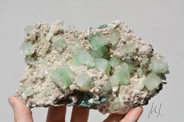 Apophyllite Inde - Minéraux