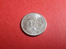 5 Centavos 1975 Brasil - Brasilien