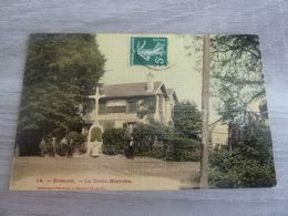DOMONT - La Croix-Blanche - Editions Cottereau-Perrolat - Année 1907 - - Domont