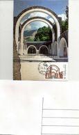 ANDORRA. Nouvelle Basilique De N-D De Meritxell.  Carte-maximum Espace Commun Européen - Maximum Cards