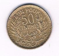 50 CENTIMES 1945 TUNESIE /5150/ - Tunisia