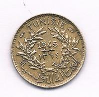 50 CENTIMES 1945 TUNESIE /5151/ - Tunisia