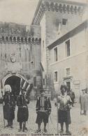 Rome - Roma -  Vaticano : Guardia Svizzere Net Quartiere - San Pietro