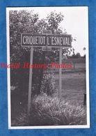 Photo Ancienne Provenant D'un Soldat Allemand - CRIQUETOT L' ESNEVAL - 1940 - Début De L'occupation - WW2 - P. Etretat - War, Military
