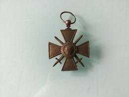 Croix 1914 - 1917 - 1914-18