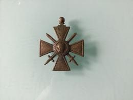 Croix 1914 - 1918 - 1914-18
