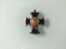 Croix 1852-3. En L'état - 1914-18
