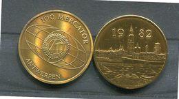 1982  Antwerpen 100 Mercator - Kiwanis International  - Zie Scans - Touristiques
