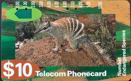 AUSTRALIE  -  Telecom Australia  -  Numbat  -  $ 10 - Australie