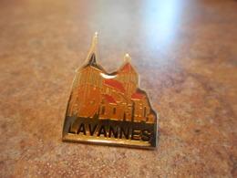 Lot 062 -- Pin's Lavannes -- Exclusif Sur Delcampe - Villes