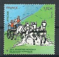 FRANCIA 2014 - YV 4895 - Oblitérés
