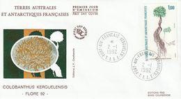 Terres Australes Et Antarctiques Françaises    1992 - FDC