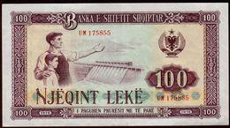 ALBANIA 100 LEK 1976 NJEQINT LEKE - Albania