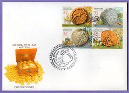 Kazakhstan 2011. FDC. Coins. - Kazakhstan