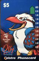 AUSTRALIE  -  Telecom Australia  -  Olly Sydney 2000 -  $ 5 - Australie