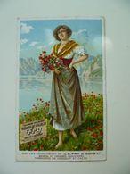 CPA / Carte Postale Ancienne / Publicité / Chocolat & Cacao FRY & Sons Bristol & Londres - Advertising