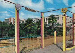 """FLORIDIA - SIRACUSA - VILLA COMUNALE - INSEGNA PUBBLICITARIA """"PEPSI COLA"""" - 1976 - Siracusa"""