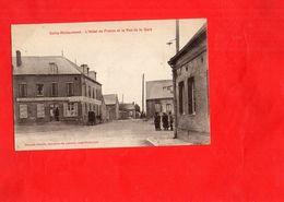 G3006 - Sains Richaumont - D39 - L'Hôtel De France Et La Rue De La Gare - Other Municipalities