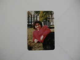 Paula Marques Monte De Caparica Almada Portugal Portuguese Pocket Calendar 1993 - Calendari