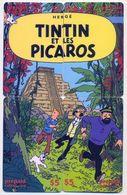 Tintin, Tintin Et Les Picaros, $5, LDPC, 4 Prepaid Calling Cards, PROBABLY FAKE, # Tintin-2 - Puzzles